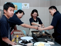 Agape Food Fair 2011