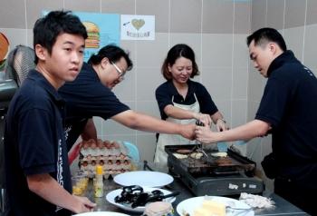 Agape Food Fair 2011