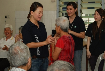 Sibu Benevolent Society, 26 Feb 2011