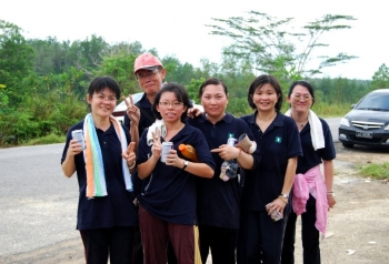 Hash Run by Subur Recreation Club :: May 2011