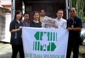 Sibu Kidney Foundation, Jan 2011