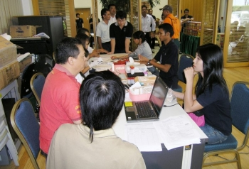 Blood Donation Campaign, June 2011