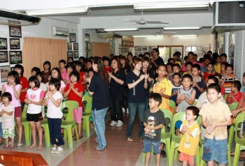 Methodist Children\'s Home, 23 April 2011