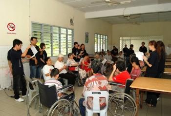 Sibu Benevolent Society, 26 Feb 2011