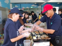 Agape Food Fair 2010