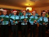 Christmas Carolling, Dec 2010